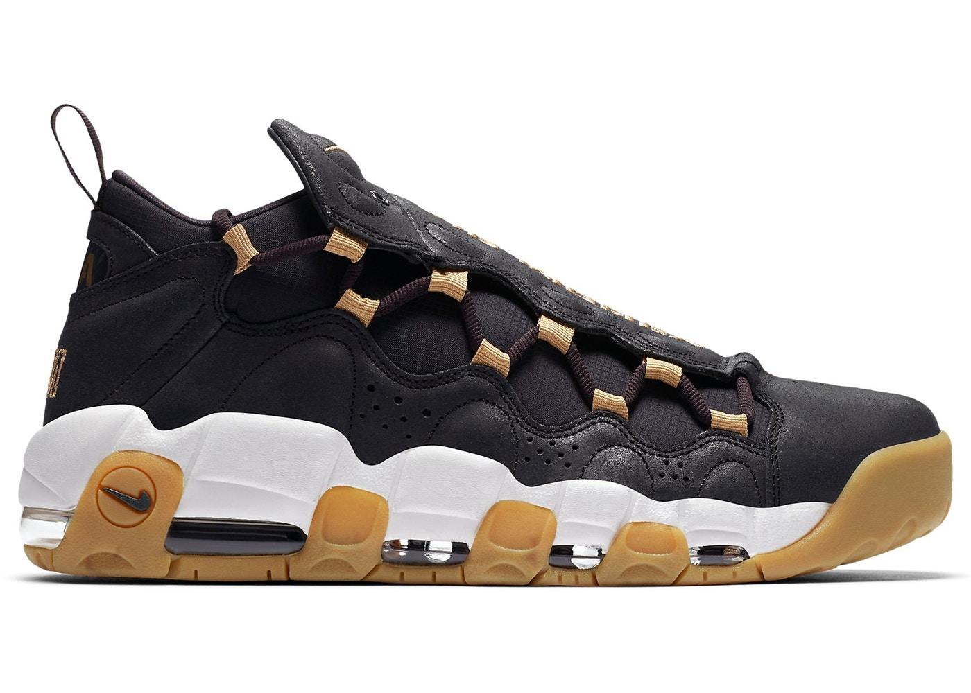 メンズ靴, スニーカー  NIKE AIR MORE MONEY NYC BROOKLYN OIL GREY METALLIC GOLDSAILMETALLIC GOLD
