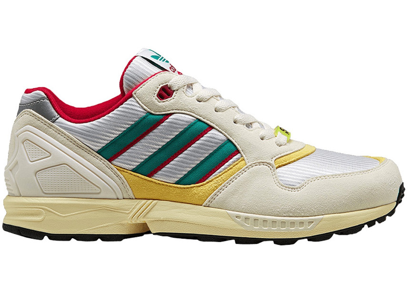 メンズ靴, スニーカー  ADIDAS ZX 6000 30 YEARS OF TORSION CREME RED YELLOW