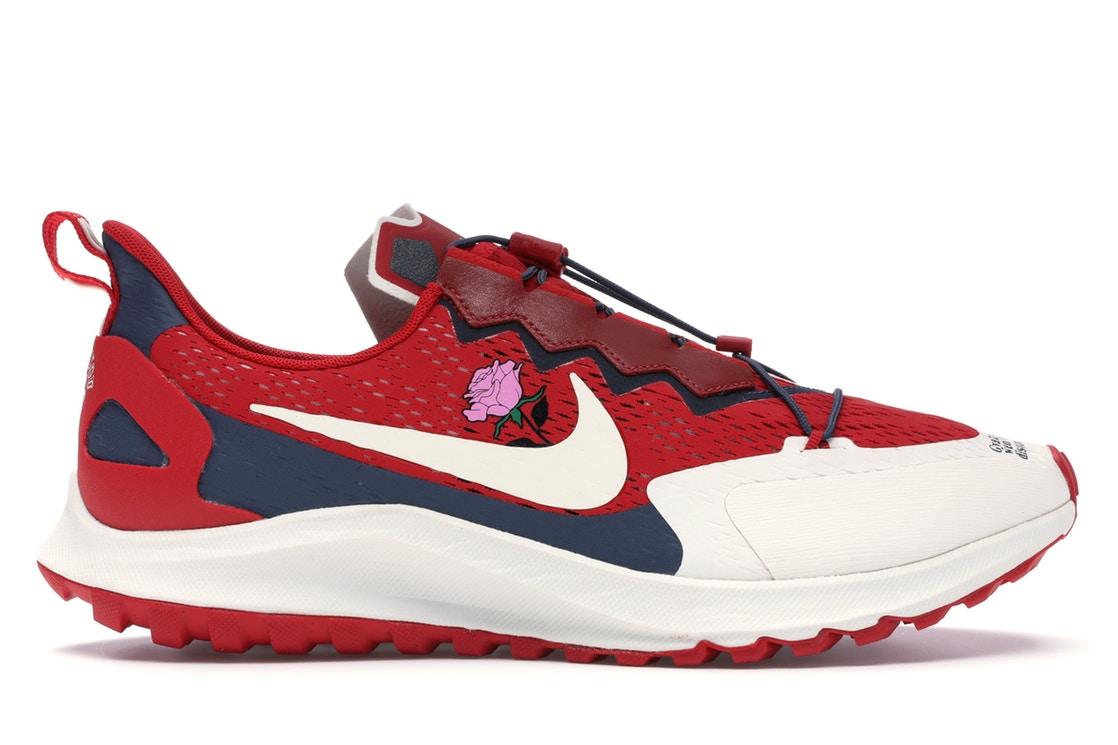 メンズ靴, スニーカー  NIKE AIR ZOOM PEGASUS 36 TRAIL GYAKUSOU RED SPORT THUNDER BLUE