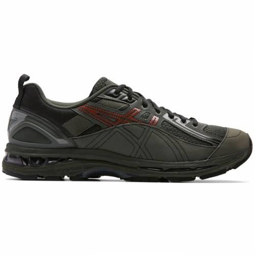 メンズ靴, スニーカー  ASICS GELBURZ 2 KIKO KOSTADINOV FOREST FORREST CARAMEL