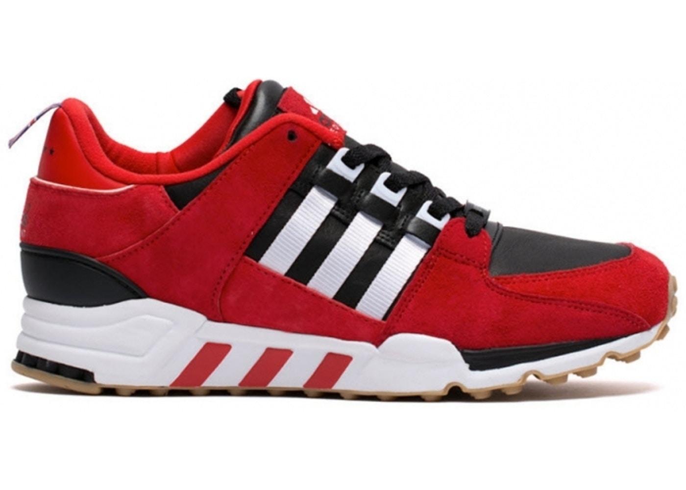メンズ靴, スニーカー  ADIDAS EQT SUPPORT 93 LONDON RED BLACK GUM