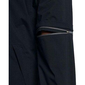ナイキ NIKE ゴルフ ジャケット 黒 ブラック MEN'S 【 GOLF BLACK NIKE HYPERSHIELD RAIN JACKET 】 メンズファッション コート ジャケット