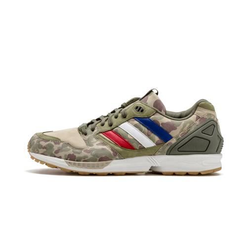 メンズ靴, スニーカー  ADIDAS undefeated Bape Zx 5000 undefeated X Bape Tecgolwhtvapgum3