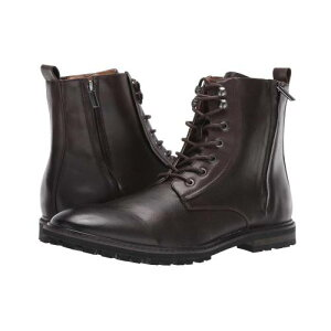 ROBERT WAYNE 茶 ブラウン 【 BROWN ROBERT WAYNE THATCHER 】 メンズ ブーツ