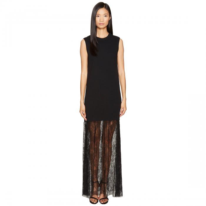 レディースファッション, ワンピース  LACE MIX MAXI DRESS