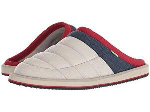 【海外限定】サヌーク サンダル N' スニーカー メンズ靴 【 SANUK PUFF CHILL LOW LX 】【送料無料】