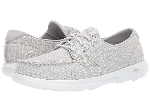 レディース靴, スニーカー SKECHERS PERFORMANCE GO WALK LITE 16423 GRAY