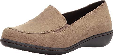 レディース靴, スニーカー SOFT STYLE SOFT STYLE JAYLENE TAUPE NUBUCK