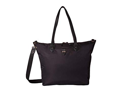 LIPAULT PARIS バッグ レディース 【 Plume Avenue Travel Tote Bag 】 Jet Black