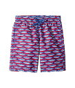 VILEBREQUIN KIDS 【 MARBELLA JIM PRINTED TRUNKS LITTLE BIG GROSEILLE PURPLE 】 キッズ ベビー マタニティ 送料無料