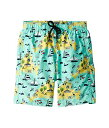VILEBREQUIN KIDS MARTHA'S 【 VINEYARD MAP PRINTED TRUNKS TODDLER LITTLE BIG LIGHT BLUE 】 キッズ ベビー マタニティ 送料無料