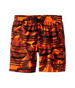 VILEBREQUIN KIDS 橙 オレンジ 【 ORANGE VILEBREQUIN KIDS COMPORTA JIHIN SWIM TRUNKS LITTLE BIG 】 キッズ ベビー マタニティ