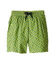 VILEBREQUIN KIDS 【 STBARTH SUPERFLEX SWIM TRUNKS TODDLER LITTLE BIG GREEN 】 キッズ ベビー マタニティ 送料無料