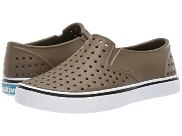 NATIVE KIDS SHOES スリッポン キッズ ベビー マタニティ ジュニア 【 Miles Slip-on (little Kid/big Kid) 】 Utility Green/shell White