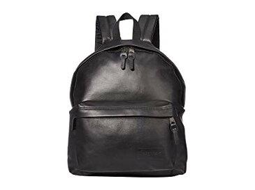 イーストパック EASTPAK パッド バッグ ユニセックス 【 Padded Pakr 】 Black Ink Leather