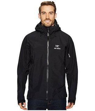 【スーパーセール中! 6/11深夜2時迄】ARC'TERYX メンズファッション コート ジャケット メンズ 【 Beta Lt Jacket 】 Black