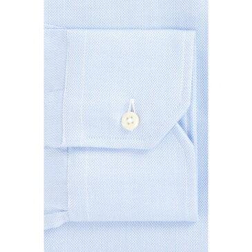 GITMAN オックスフォード ドレス 【 ROYAL OXFORD TAILORED FIT DRESS SHIRT BLUE 】 メンズファッション トップス カジュアルシャツ 送料無料