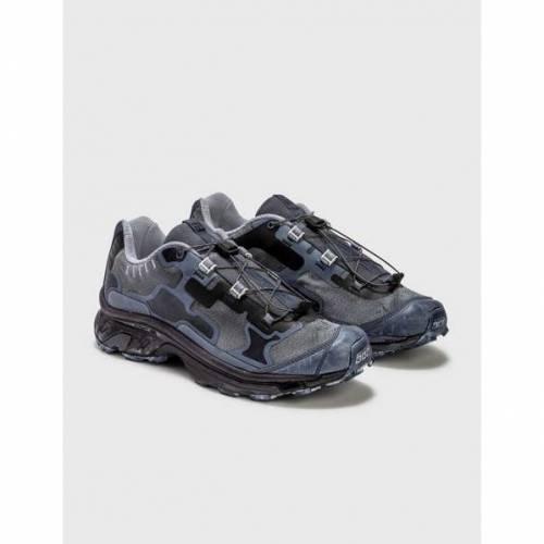 メンズ靴, スニーカー 11 BY BORIS BIDJAN SABERI SALOMON 11 BY BORIS BIDJAN SABERI X BAMBA 5 BLACK DYE