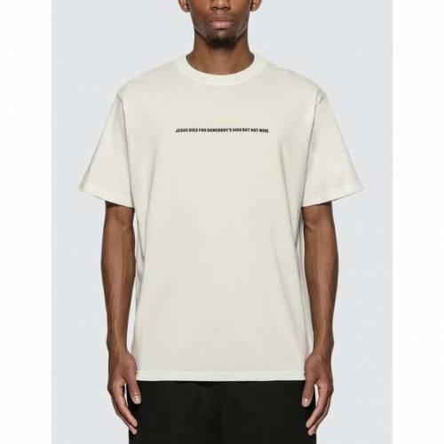 トップス, Tシャツ・カットソー 424 T WHITE 424 BUT NOT MINE TSHIRT T