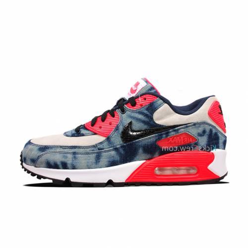 メンズ靴, スニーカー  NIKE 90 DNM QS MARATHON RUNNING SHOES SNEAKERS ATMOS BLEACHED DENIM