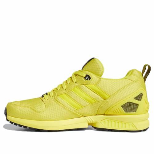 メンズ靴, スニーカー  AZX TORSION YELLOW ADIDAS ZX 5000 SERIES MARATHON RUNNING SHOES SNEAKERS BRIGHT SHOCK CYAN