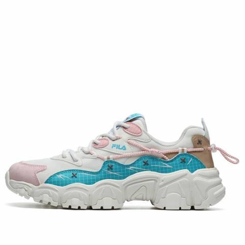 レディース靴, スニーカー  FILA PEPE SHIMADA X CHUNKY SNEAKERS SHOES F12W124153FAB