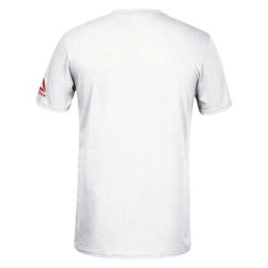リーボック REEBOK Tシャツ 【 UFC 209 OFFICIAL WEIGHIN TSHIRT WHITE 】 メンズファッション トップス カットソー 送料無料