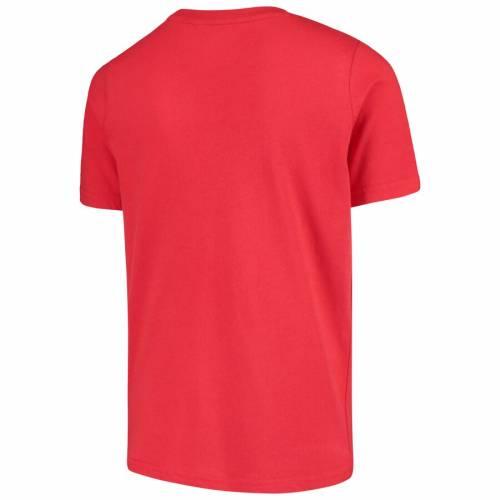 トップス, Tシャツ・カットソー  ADIDAS T TORONTO FC YOUTH INITIAL INFO TSHIRT RED