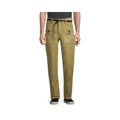 メンズファッション, ズボン・パンツ  HELMUT LANG TRACKER LO EASY JEANS PALE MOSS