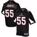 NFL PRO LINE アリゾナ カーディナルス 子供用 ジャージ 黒 ブラック スポーツ アウトドア アメリカンフットボール ジュニア キッズ 【 Chandler Jones Arizona Cardinals Youth Alternate Player Jersey - Black