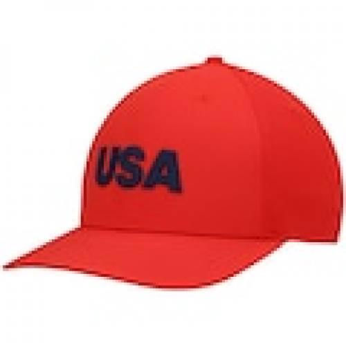 メンズ帽子, その他  ADIDAS GOLF SNAPBACK RED ADIDAS USA ASTRETCH TOUR HAT STRETCH