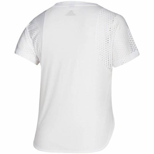 トップス, Tシャツ・カットソー  ADIDAS T WOMENS FRANCHISE ADIDAS STADIUM ID TSHIRT WHITE