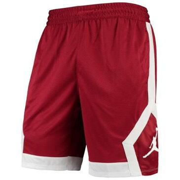 JORDAN BRAND ニット パフォーマンス ショーツ ハーフパンツ メンズファッション ズボン パンツ メンズ 【 Oklahoma Sooners J Knit Performance Shorts - Crimson 】 Crimson