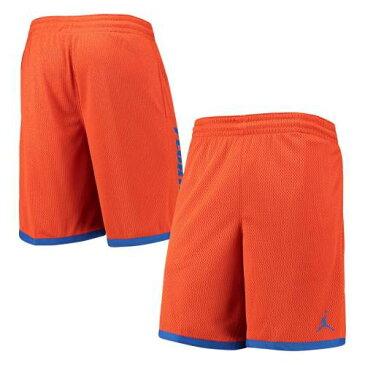 JORDAN BRAND フロリダ チーム クラシック パフォーマンス ショーツ ハーフパンツ 橙 オレンジ メンズファッション ズボン パンツ メンズ 【 Florida Gators Team Classic Performance Shorts - Orange 】 Ora