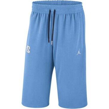 JORDAN BRAND ノース カロライナ サイドライン ショーツ ハーフパンツ 青 ブルー メンズファッション ズボン パンツ メンズ 【 North Carolina Tar Heels Sideline Sphere Shorts - Carolina Blue 】 Carolina Blue