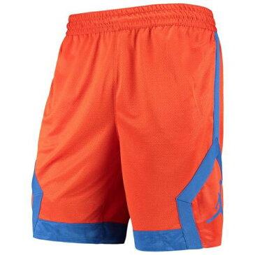 JORDAN BRAND フロリダ ニット パフォーマンス ショーツ ハーフパンツ 橙 オレンジ メンズファッション ズボン パンツ メンズ 【 Florida Gators J Knit Performance Shorts - Orange 】 Orange