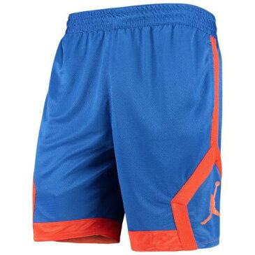 JORDAN BRAND フロリダ ニット パフォーマンス ショーツ ハーフパンツ 橙 オレンジ メンズファッション ズボン パンツ メンズ 【 Florida Gators J Knit Performance Shorts - Orange 】 Royal