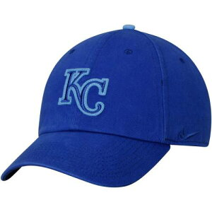 ナイキ NIKE カンザス シティ ロイヤルズ クーパーズタウン コレクション バッグ キャップ 帽子 メンズキャップ メンズ 【 Kansas City Royals Cooperstown Collection Heritage 86 Adjustable Hat - Royal 】 Roy