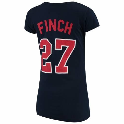 BLUE 84 アリゾナ レディース Tシャツ 紺 ネイビー レディースファッション トップス カットソー 【 Jennie Finch Arizona Wildcats Womens T-shirt - Navy 】 Navy