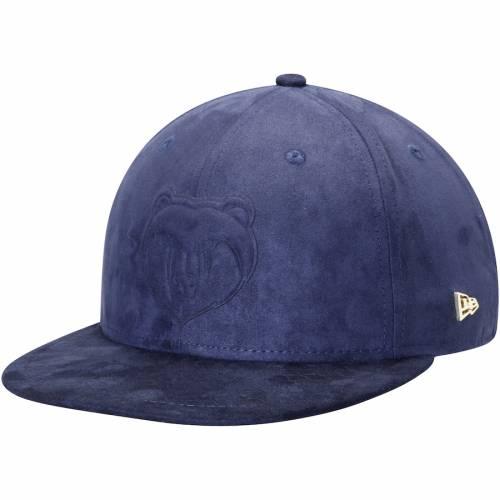 ニューエラ NEW ERA メンフィス グリズリーズ 紺 ネイビー 【 NAVY NEW ERA MEMPHIS GRIZZLIES SNAKESKIN ORIGINAL FIT 9FIFTY STRAPBACK ADJUSTABLE HAT 】 バッグ キャップ 帽子 メンズキャップ 帽子