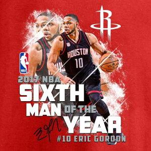FANATICS BRANDED ヒューストン ロケッツ レディース ブイネック Tシャツ 赤 レッド レディースファッション トップス カットソー 【 Eric Gordon Houston Rockets Womens 2017 Nba 6th Man Of The Year V-neck T-sh