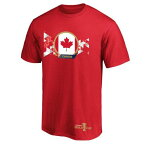 FANATICS BRANDED チーム 金色 ゴールド Tシャツ 赤 レッド 【 TEAM RED FANATICS BRANDED CANADA NATIONAL 2019 CONCACAF GOLD CUP EVENT TSHIRT 】 メンズファッション トップス Tシャツ カットソー