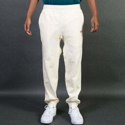 アンディフィーテッド UNDEFEATED アンディフィーテッド ロングタイツ 白色 ホワイト メンズ 【 UNDEFEATED MEN SWEATPANTS WHITE OFFWHITE 】
