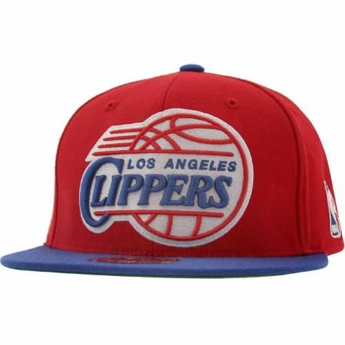 メンズ帽子, キャップ MITCHELL AND NESS RED CLIPPERS FSO1 WOOL FITTED CAP ROYAL