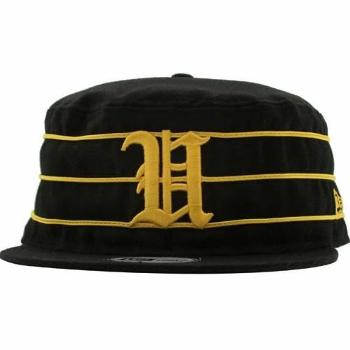 メンズ帽子, キャップ  UNDEFEATED UNDEFEATED TIGER U PILLBOX FITTED CAP BLACK