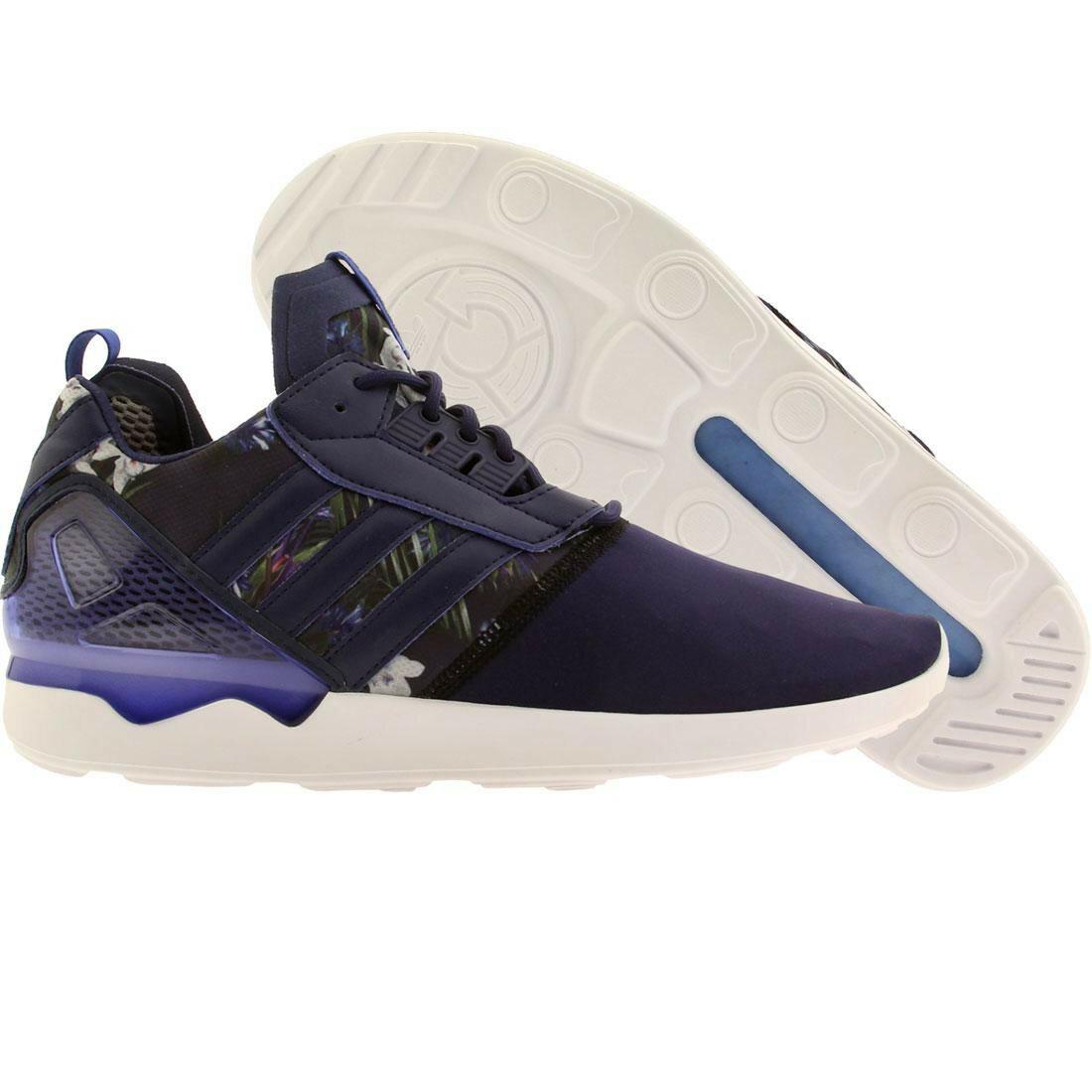 メンズ靴, スニーカー  ADIDAS MEN ZX 8000 BOOST BLUE NIGHT SKY BOLD