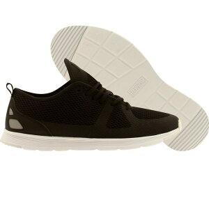 【海外限定】ランサム ライト 靴 スニーカー 【 RANSOM MEN PATH LITE BLACK WHITE 】
