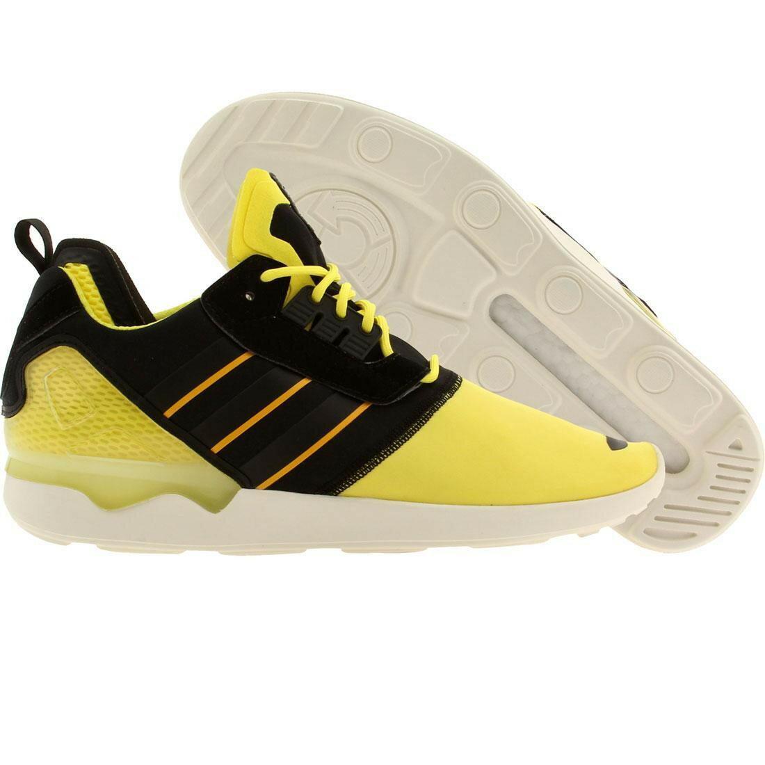 メンズ靴, スニーカー  ADIDAS MEN ZX 8000 BOOST YELLOW CBLACK