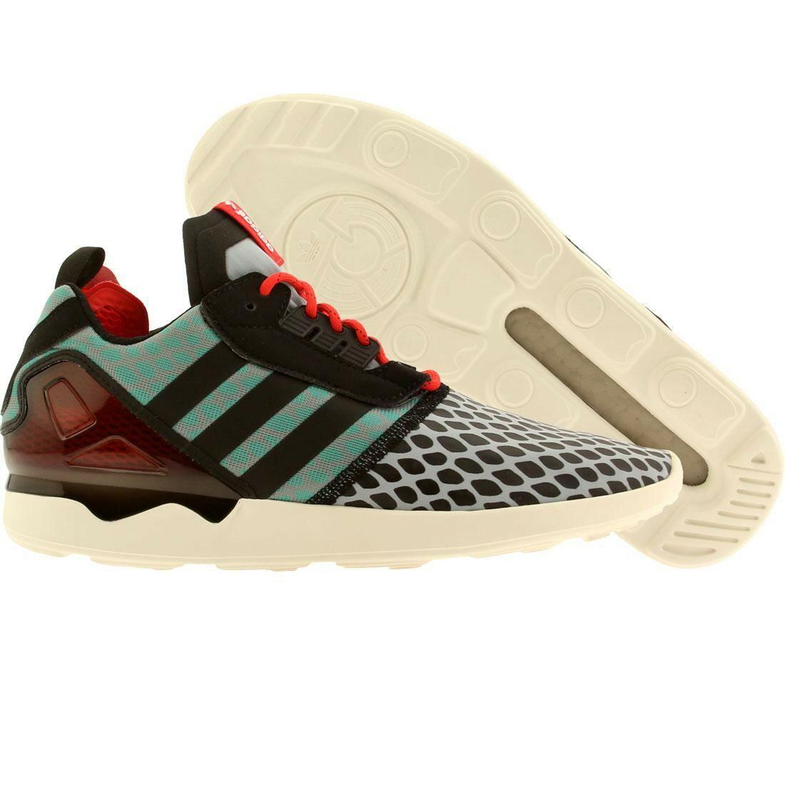 メンズ靴, スニーカー  ADIDAS Men Zx 8000 Boost (black Teal Red) Black Teal Red