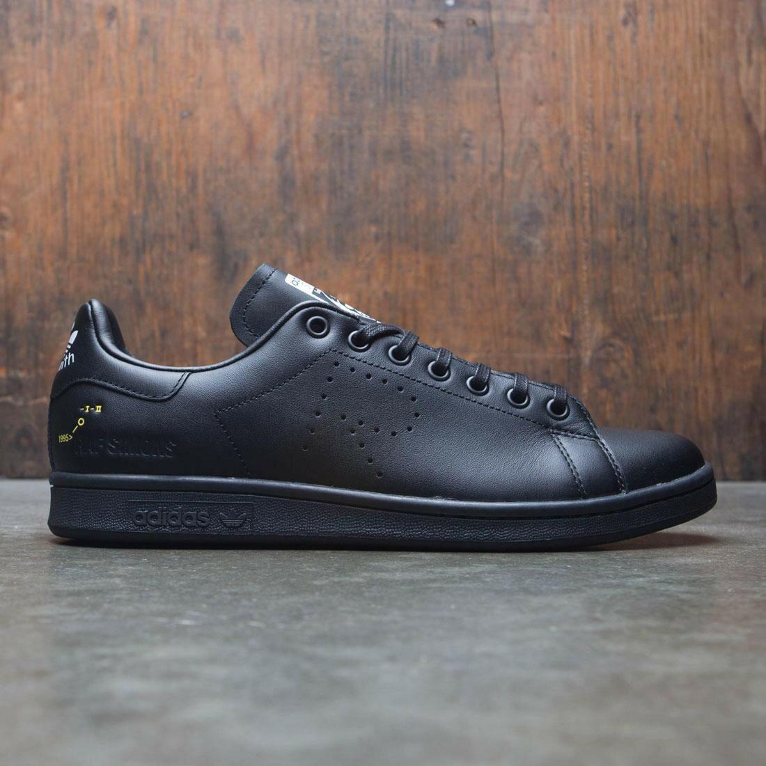 メンズ靴, スニーカー  ADIDAS BLACK WHITE ADIDAS RAF SIMONS MEN RS STAN SMITH DGH SOLID GREY CREAM